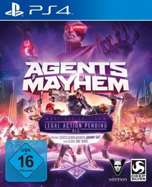 Agents of Mayhem - Superhelden verursachen Superchaos
