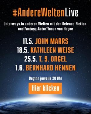 AndereWelten - The One - Online-Event 11.05.2021 - 20 Uhr