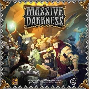 Massive Darkness - Helden die im Schatten wandeln