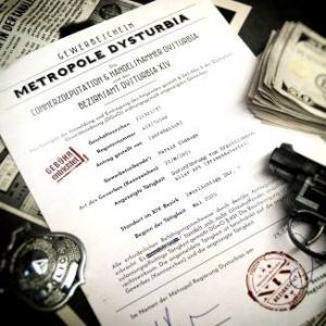 Crime-Letters - Kriminalfälle für den Briefkasten