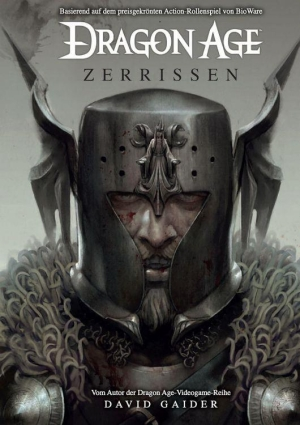 Dragon Age: Zerrissen - Der dritte Roman der Dragon-Age-Reihe