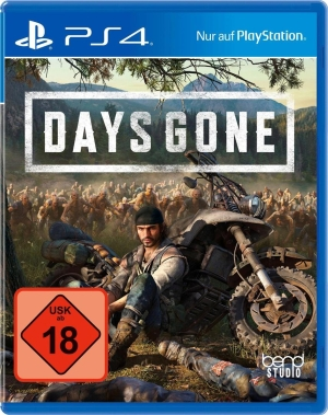 Days Gone - Postapokalyptischer Roadtrip