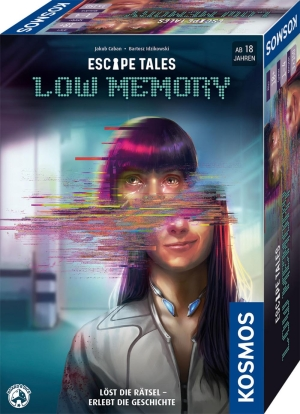 Escape Tales - Low Memory  - Der Thriller unter den Escape Games?