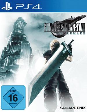 Final Fantasy VII  - Altes Spiel in neuem Glanz