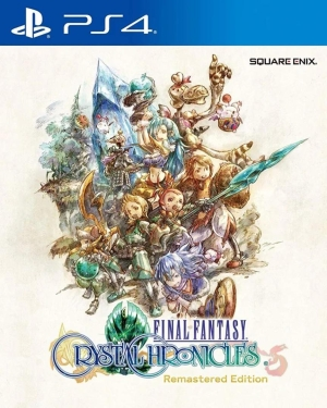 Final Fantasy: Crystal Chronicles Remastered Edition - Koop-Gameplay mit Hindernissen