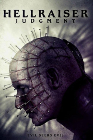 Hellraiser: Judgment - Evil seeks evil … Moment, was?