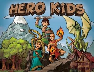 Hero Kids - Bundle auf Deutsch - Kinderrollenspiel ab 4 Jahren