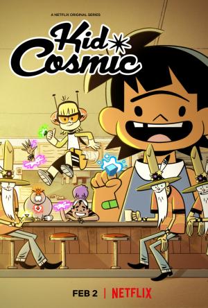 Kid Cosmic - Superhelden mal anders