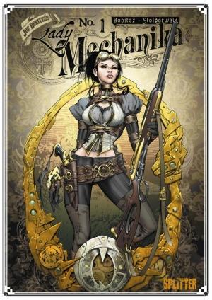 Lady Mechanika 1: Das Geheimnis der mechanischen Leiche - Von Monstern und Menschlichkeit