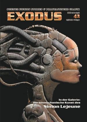 EXODUS #42 - Das Science-Fiction-Urgestein im Wandel der Zeiten