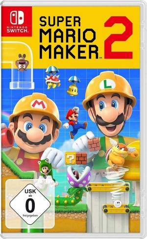 Super Mario Maker 2 - Ein Traum für Levelarchitekten und High-Score-Jäger