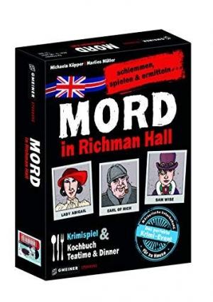 Mord in Richman Hall - Ermittlungen zwischen Tee und Roastbeef