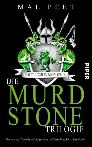Die Murdstone-Trilogie - Schamlose Parodie auf alle Fantasy-Romane