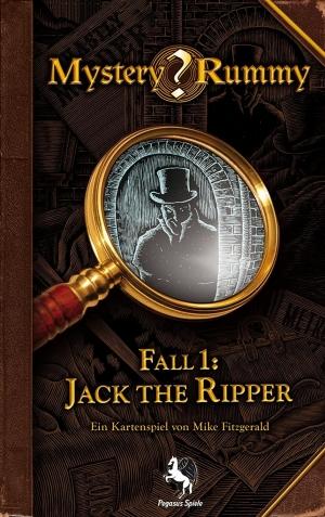 Mystery Rummy: Jack the Ripper - Verbrecherjagd nach dem nie gefassten Mörder