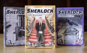 """Sherlock  - """"Nichts ist trügerischer als eine offenkundige Tatsache"""""""