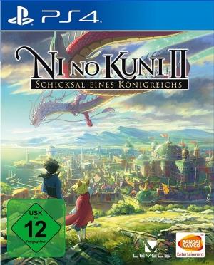 Ni No Kuni 2: Schicksal eines Königreichs - Hund, Katz, Mauß und Mensch kämpfen für den Weltfrieden