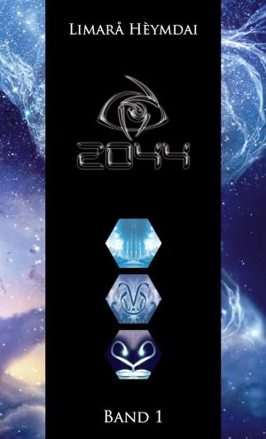 2044 - Die Sci-Fi-Fantasy-Serie • Sammelband 1