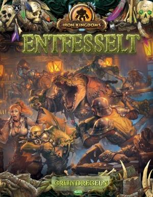 Iron Kingdoms – Entfesselt - Befreie die Bestie in dir
