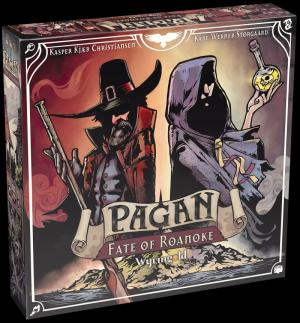 Pagan – Das Geheimnis von Roanoke - Eine spannungsgeladene Hexenjagd