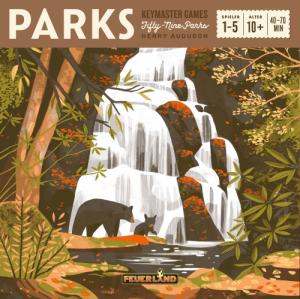 Parks  - Eine Wanderschaft durch die Natur der amerikanischen Nationalparks