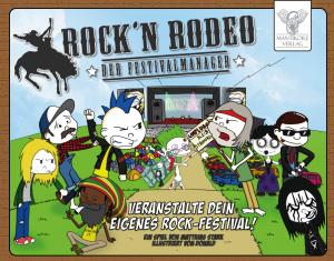 Rock'n Rodeo - Der Festivalmanager