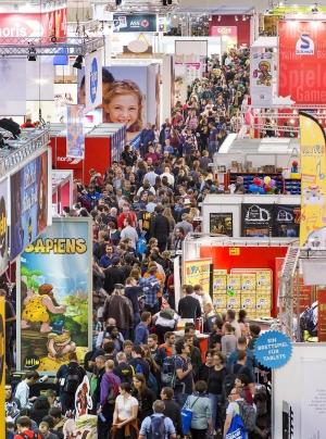 SPIEL'16 (Vorschau) - Die weltgrößte Gesellschaftsspiele-Messe tagt im Oktober zum 34. Mal
