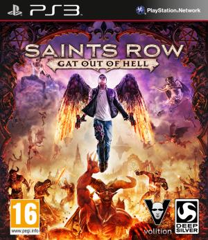 Saints Row: Gat out of Hell - Zwei Heilige plündern die Hölle