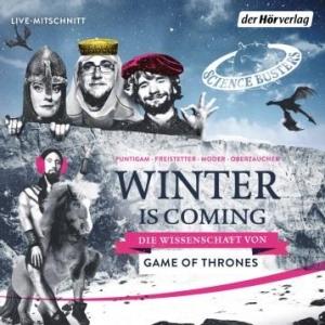 """Winter is coming – Die Wissenschaft von Game of Thrones - Gewinne das Hörbuch """"Winter is coming"""" als Download!"""