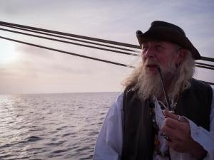 Skull & Crossbones - Piraten-Segel-Larp auf der Ostsee