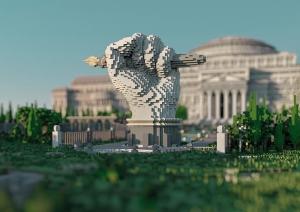 The Uncensored Library  - Mit Minecraft für die Pressefreiheit