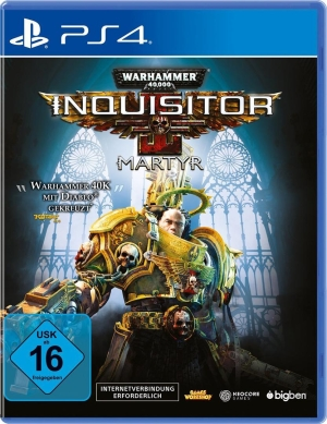 Warhammer 40.000 – Inquisitor Martyr - No one expects the Imperial Inquisition