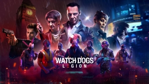 Watchdogs Legion - Ein Käfig voller Helden