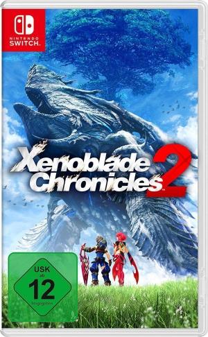 Xenoblade Chronicles 2 - Herr der Klingen