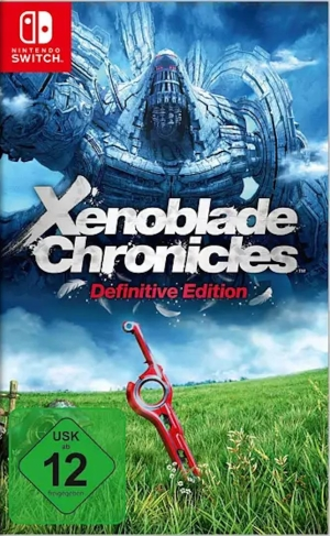 Xenoblade Chronicles: Definitive Edition - Kampf der Titanen