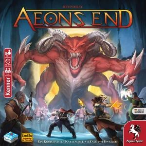 Aeon's End -  Gemeinsam am Ende der Zeit den Erzfeind besiegen