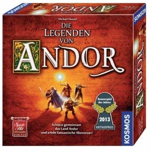 Die Legenden von Andor - Ein kooperatives Spielerlebnis für Fantasy-Fans