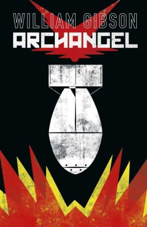 Archangel - William Gibsons Schritt ins Comic-Genre