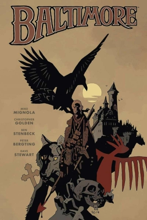 Baltimore – Band Zwei - Die Jagd auf den Roten König