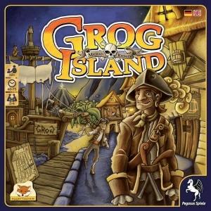 Grog Island - Der gemeine Bukanier als Immobilienpionier