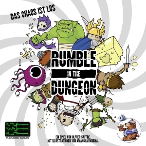Rumble in the Dungeon - Das Chaos ist los