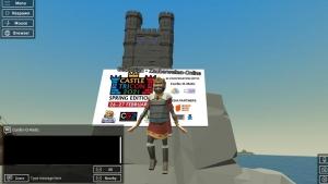 Castle TriCon Spring 2021 - Die Spiele-Messe im Onlineformat ist in die 2.Runde gegangen