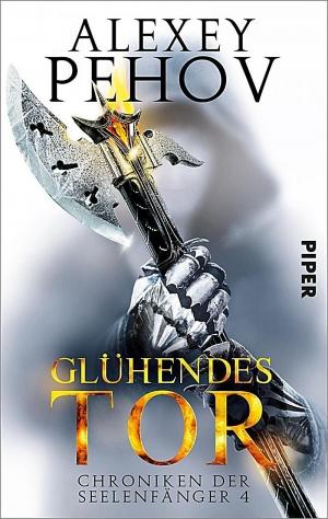 Glühendes Tor - Die Chroniken der Seelenfänger 4