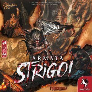 Armata Strigoi - Bei Vollmond auf Vampirjagd gehen
