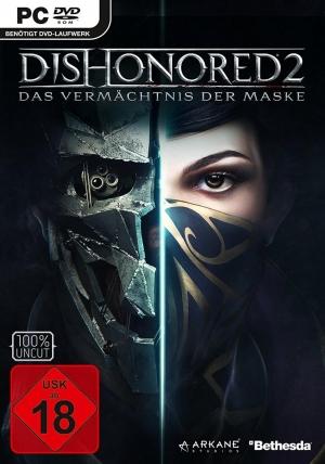 Dishonored 2: Das Vermächtnis der Maske - Wieder entehrt, wieder enttrohnt