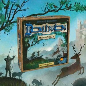 Dominion - Menagerie - Ein Zoo voller Tiere