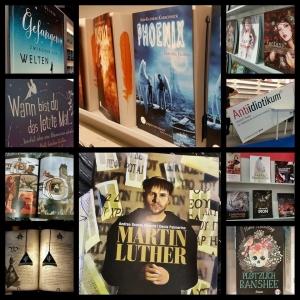 Frankfurter Buchmesse 2016 - Impressionen eines Donnerstags