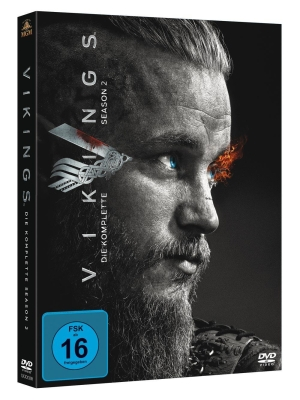 Vikings – Staffel 1–2 - Gekonnte Mischung aus Historie und Fiktion