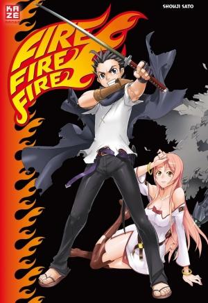 Fire Fire Fire - Heiße Girls und coole Action
