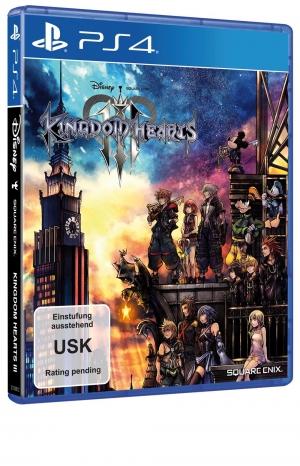 Kingdom Hearts 3 (Vorschau) - Spannender Weltenmix