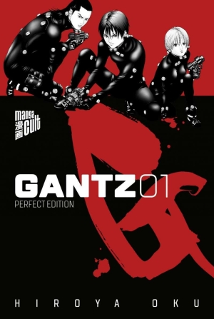 Gantz 01 - Perfect Edition